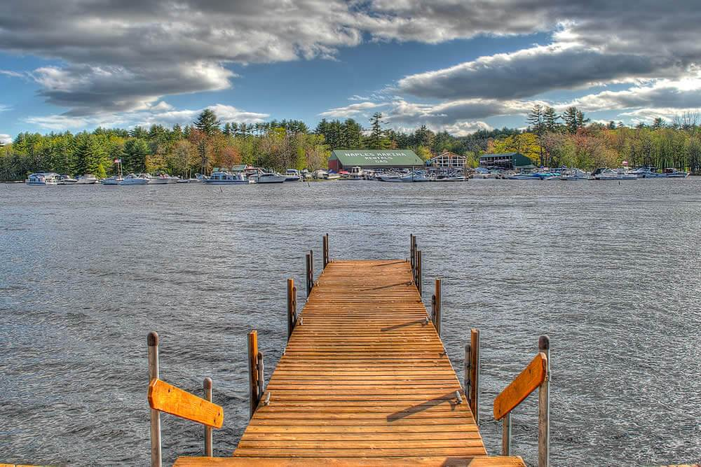 Superbe Bayview Cabins: Vacation Rentals In Naples Maine
